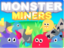 Monster Miners game