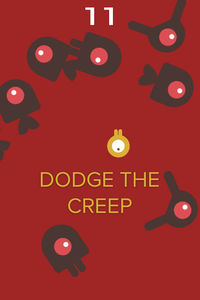Dodge The Creep game
