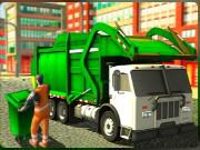 play Real Garbage Truck