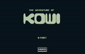 Kowi The Lost Soul game