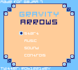 play Gravity Arrows