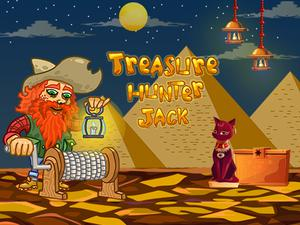 play Treasure Hunter Jack