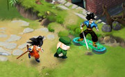 play Dragon Ball Z Fighters