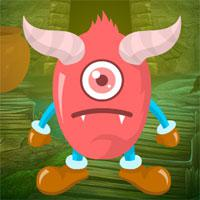 play Games4King Horn Creature Escape