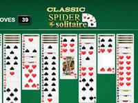 play Classic Spider Solitaire