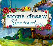 Alice'S Jigsaw Time Travel game