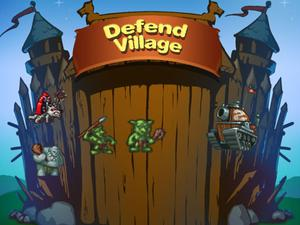 play Defend Village