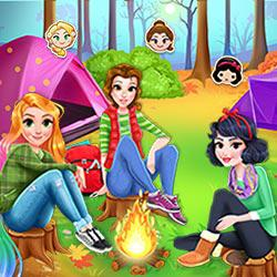 play Camping School Trip