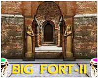 play Big Fort Escape 2