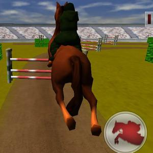 play Jumping Horse 3D