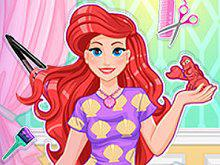 play Magical Mermaid Hairstyle