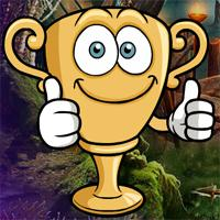 play Games4King Find My Winner Trophy Escape