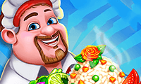Street Food: Master Chef game