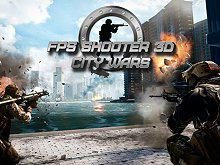 play Fps Shooter 3D City Wars