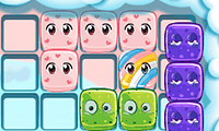 Gummy Blocks: Evolution game