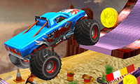 Xtreme Monster Truck game