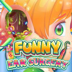 play Funny Ear Surgery