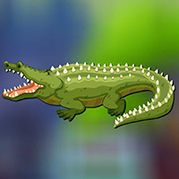 play Enormous Crocodile Escape