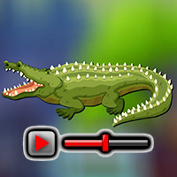 play Enormous Crocodile Escape Game Walkthrough