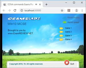 play Cramflash Win10 Mcse 40 Random Flashcards