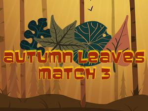 play Autumn Leaves Match 3