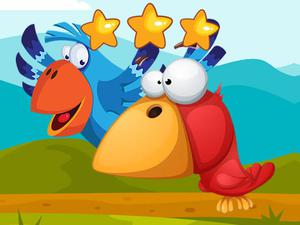 play Fun Birds Hidden Stars
