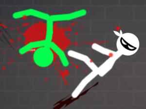 Stickman Warriors: Fatality game