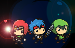 Cuter Defenders game