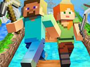 Minecraft Endless Runner Online game