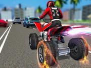 Extreme Atv Quad Racer game