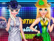 Bff Feather Festival Fashion game