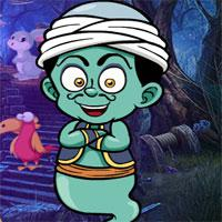Little Genie Escape game