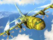 Flight Simulator C130 Training game