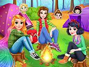 Camping School Trip game