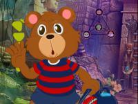 play Bear Student Escape