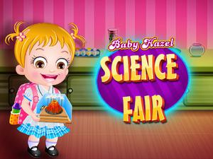 play Baby Hazel Science Fair