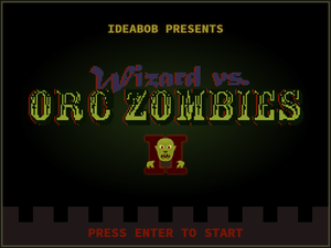 Wizard Vs Orc Zombies 2