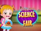 Baby Hazel Science Fair game