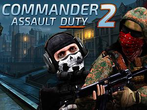 play Commander Assualt Duty 2