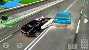 play Mad Cop Police Car Race :Police Car Vs Gangster Escape