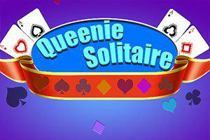 play Queenie Solitaire