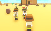Blocky West game