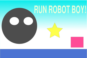 Run Robot Boy! game