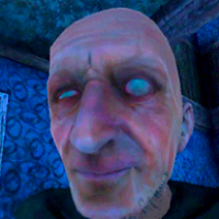Grandpa Horror game