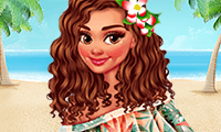 play Princess: Hawaiian Memories