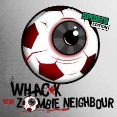 Whack Your Zombie Neighbour Sports Edition game