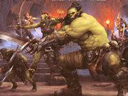 Clash Of Orcs game