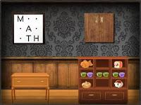 play Amgel Mathematician Home Escape
