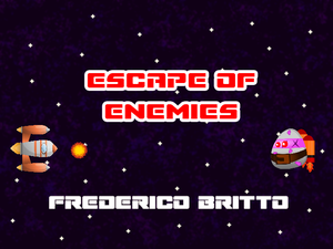 play Escape Of Enemies - Frederico Britto