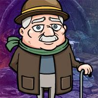 Retired Old Man Escape game